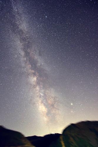 乗鞍畳平の星空